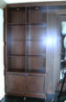 Entertainment center by Benchmade Woodworking
