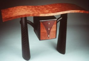 Bill Bancroft - Whale Tale Table